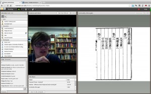 virtual conference screenshot